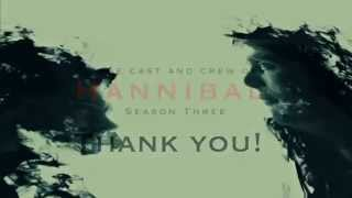Hannibal Season 3 Bloopers