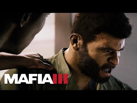 Mafia III - One Way Road Story Trailer