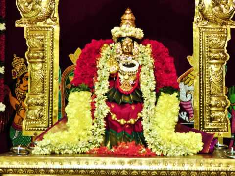 Ancient Vedic Chants (Sanskrit Hymn) on Sri Mahalakshmi (Pancha...