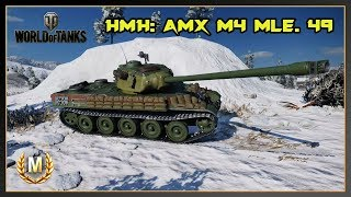 World of Tanks // HMH: AMX M4 mle. 49 // Ace Tanker // Xbox One