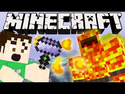 Minecraft - FIRE BOSS FIGHT