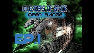 Crusaders of Space: Open Range Прохождение #1 ► Пришельцы атакуют!