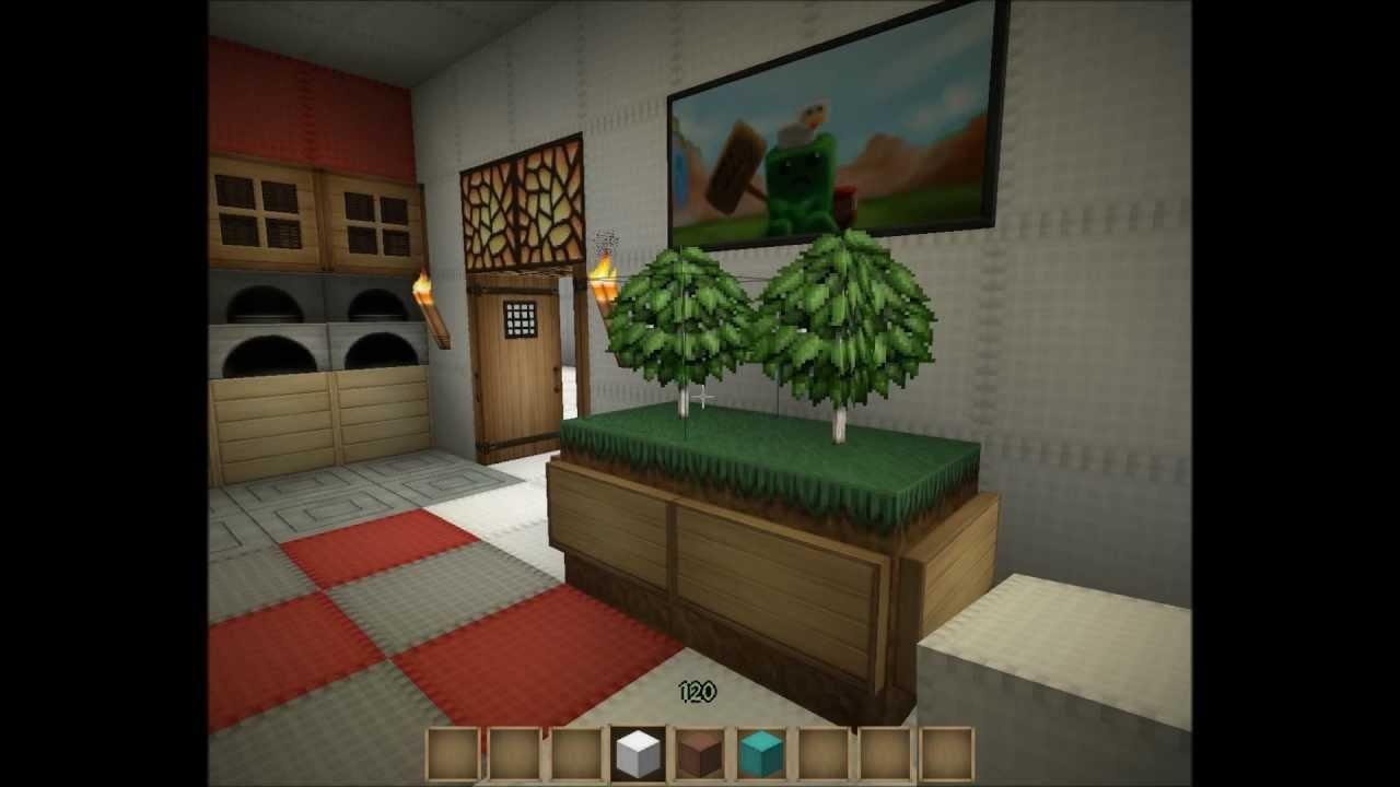 Minecraft das mehrfamilienhaus schlafzimmer - Minecraft haus einrichten ...