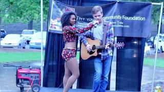 Download Lagu The Voice's Britton Buchanan Covers - Just My Imagination In Raleigh NC Gratis STAFABAND
