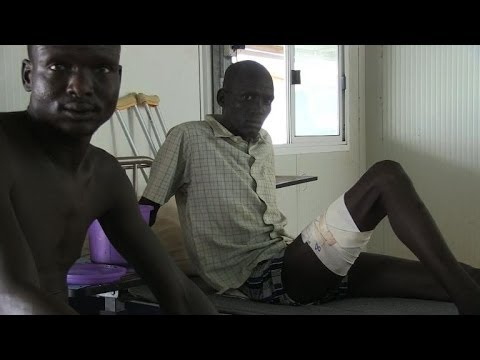 UN: South Sudan faces