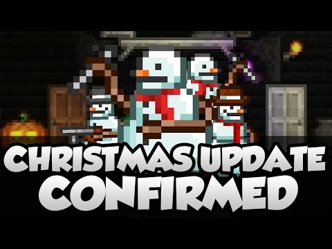 Game | Terraria 1.2 Christmas Update Confirmed! New Terraria Christmas Update Revamp 2013. | Terraria 1.2 Christmas Update Confirmed! New Terraria Christmas Update Revamp 2013.