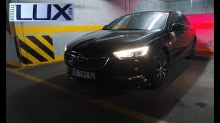 Insignia Grand Sport iLUX Welcome Lights
