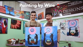 Painting by Wine!