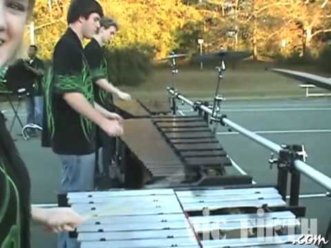 VFU Spotlight - East Central Community College Drumline
