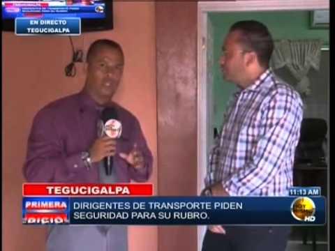 TVC Hoy Mismo - Asesinas a conductor de rapidito de la ruta Tegucigalpa - Valle de Ängeles