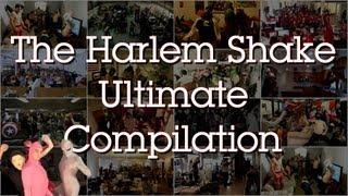 Harlem Shake, recopilación los mejores