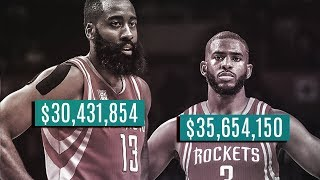 Top 15 Highest Paid NBA Players ► 2018-2019 Season