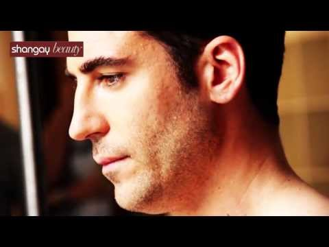 Making of de Miguel Ángel Silvestre para Shangay Health & Beauty