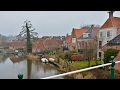 Northern Holland - Winsum & 4 other Groningen villages on 'wierden' [Feb. 19, 2017]