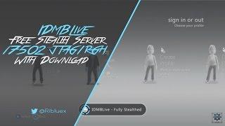 IDMBLive Stealth Server 17502 FREE For JTAG/RGH ONLINE Dashboard 17502 (Xbox 360) + Download LINK