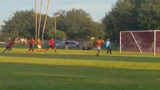 Goal vs. Laredo Heat 10/04/15