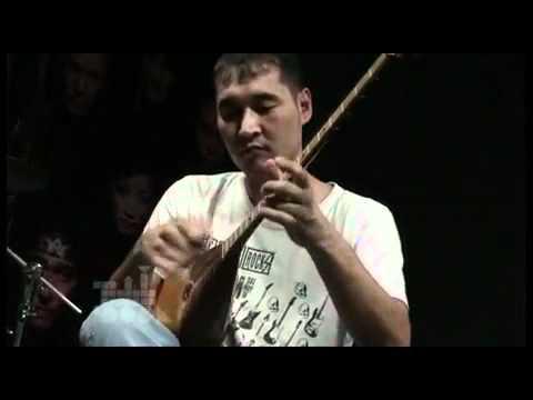 Ulytau ( Kazakh musical instrument DOMBRA).mp4
