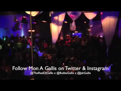 MON A GALLIS SOUND - LIVE AT LADIES PLAY GROUND 2014 ( www.MonAGallis.com )