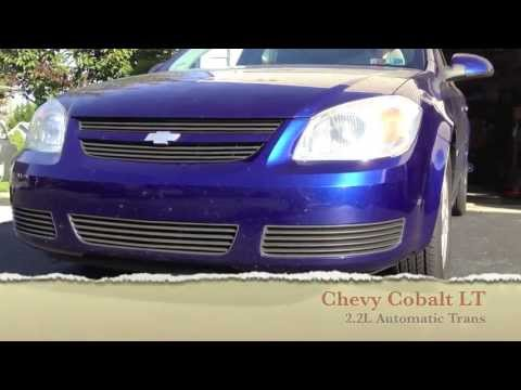 How to replace Shock Absorbers on a Chevy Cobalt