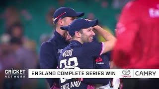 Biggest moments from the third ODI