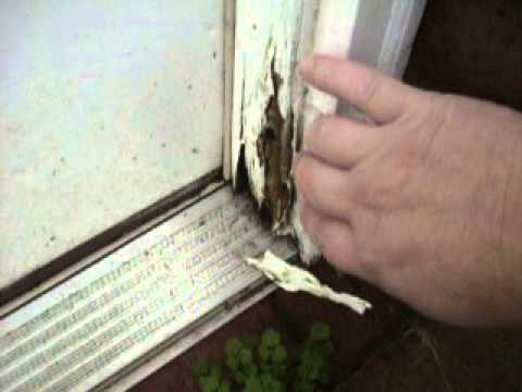 Rotted Door Jamb Youtube