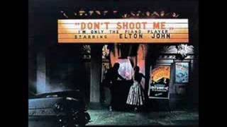 Blues For Baby And Me - Elton John (Don't Shoot Me 4 of 10)