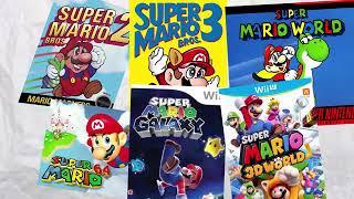 Matpat's Mario in the olympics