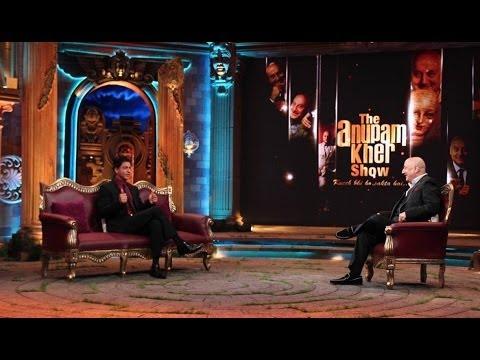 Anupam Kher's new chat show: Kuch Bhi Ho Sakta Hai