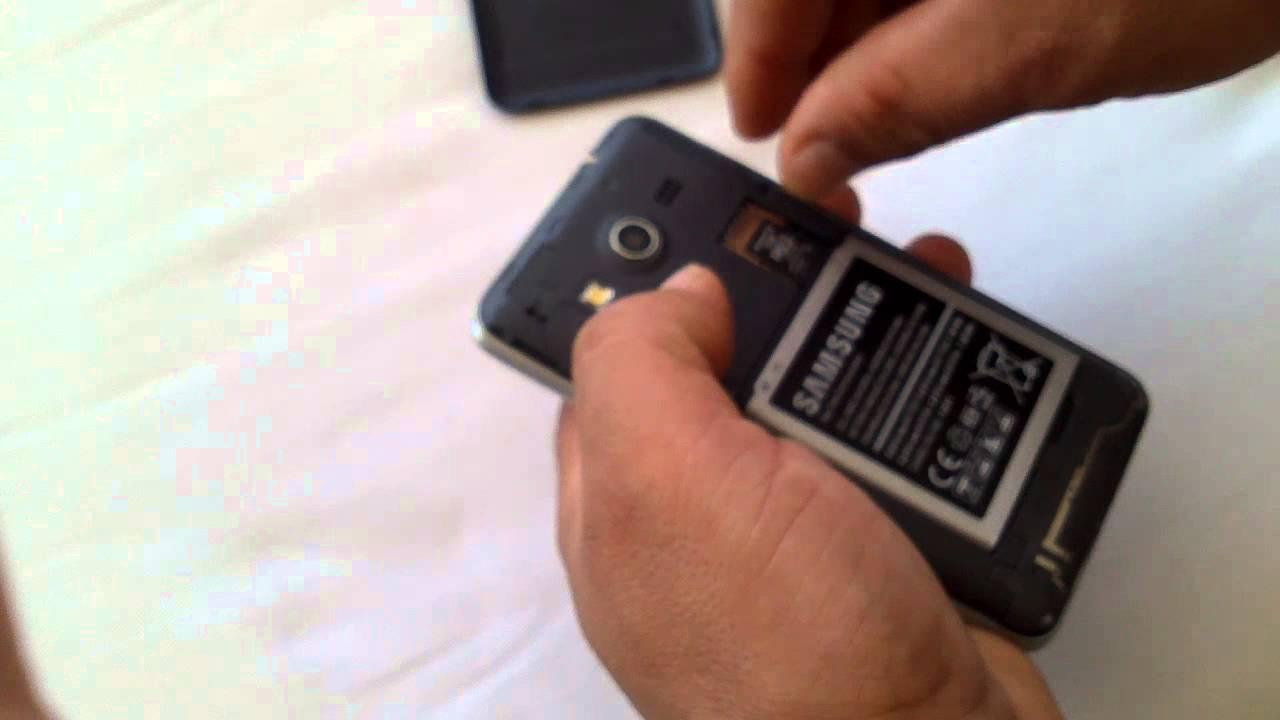 en Samsung Galaxy Core 2