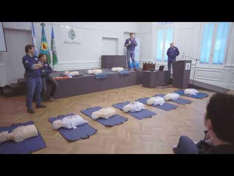 DEFENSA CIVIL - CURSO RCP Y MONÓXIDO DE CARBONO