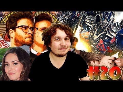 FILMNEWS #20 | Nordkorea droht USA mit Krieg wegen Seth Rogen Film