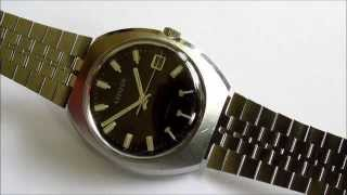 Citizen 17 jewels automatic movement HD