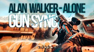 Rainbow Six: Siege - Gun Sync | Alan Walker - Alone (Vlad Gluschenko Remix)