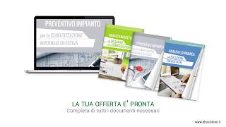 Crea i tuoi preventivi in 7 step con Smart Planning
