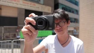 Ricoh GR V Hands-on Review