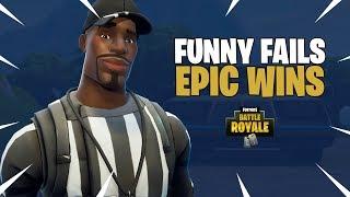 FORTNITE FAILS & Epic Wins (Fortnite Funny Moments) #76