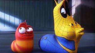 LARVA - ULTIMATE SPIDER | Cartoon Movie | Cartoons For Children | Larva Cartoon | LARVA Official