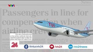 Tại Châu Âu, hành khách bị chậm trễ chuyến bay sẽ được bồi thường ra sao? - Tin Tức VTV24