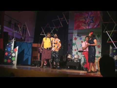 Sri Lankan Star Night 2011 - Pabasara ; Sinhala Comedy Drama video