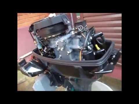 лодочный мотор hdx 9.9 переделать в 15