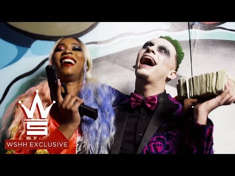 "White $osa - ""Mind Of Baby Joker"" (Official Music Video - WSHH Exclusive)"