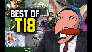 TI8: EVERYTHING YOU SHOULDN'T HAVE MISSED (BEST OF)