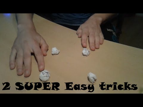 2 SUPER Easy Magic Tricks to Impress Somebody! (REVEALED)