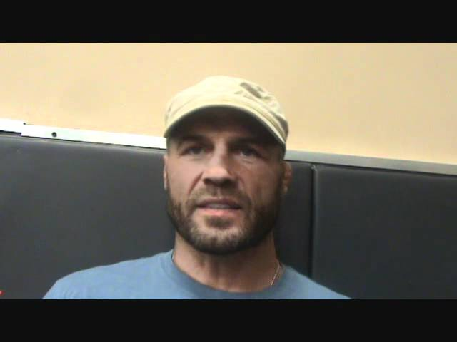 Grappling World Team Trials: Randy Couture