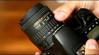 Tokina Fisheye 10-17mm f/3.5-4.5 DX lens review with samples (Full-frame and APS-C)