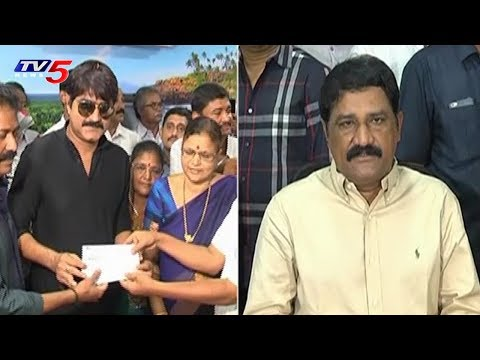 Hero Srikanth, Minister Ganta at Sreemitra Townships New Branch Launch Event in Vizag | TV5 News
