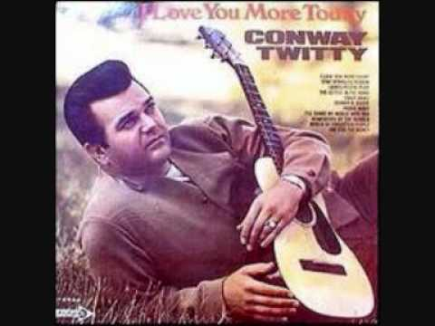 Twitty Conway - Bottle In The Hand (is Much Stronger Than The Man)