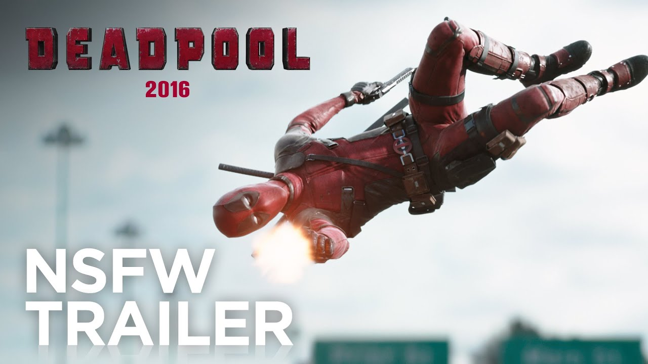[Deadpool Looks Absolutely Awesome] Video