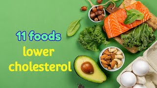 11 foods that lower cholesterol Natural Health Tips Natural Health By Michael
