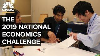 WATCH LIVE: CNBC's Andrew Ross Sorkin hosts the 2019 National Economics Challenge – 05/20/2019